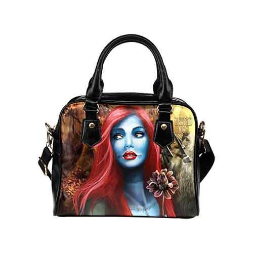Nightmare Before Christmas Sally Shoulder / Hand Bag