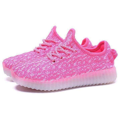 Flashez LED Footwear - Flashez LED Pink - L.E Deezy's
