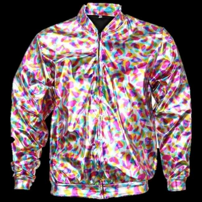 Jackets - Flash Jacket Rainbow