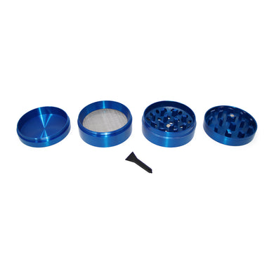 Hotbox Supply 4-Piece Concave Grinder