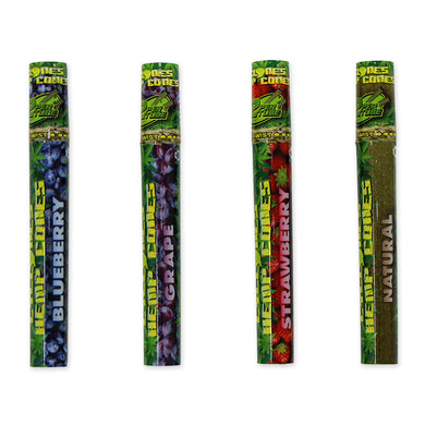 Cyclones Pre Rolled Hemp Cones Combo Pack (4)