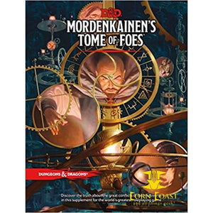D&D Mordenkainen's Tome of Foes 5th