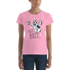 Selfie Cat with Bird - Women's short sleeve t-shirt