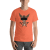 Pets In Tech Heather Orange / S Virtual Reality Chihuahua - Short-Sleeve Unisex T-Shirt