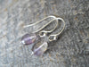 Ametrine Earrings in Sterling Silver