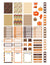 Fall Printable Planner Stickers