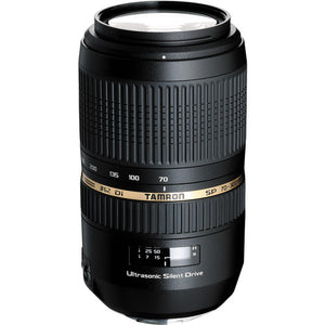 TAMRON LENS 70-300MM F/4.5-5.6 SP AF DI USD - SONY ALPHA
