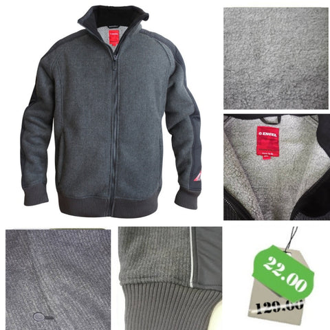 """WORKZONE"" fleece audinio striukė 8016-502-164"