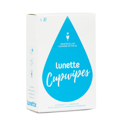 Lunette月亮杯清洁湿纸巾 - lunegroup-cn
