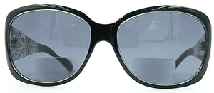 Keira Bi-Focal Sun Readers - Black