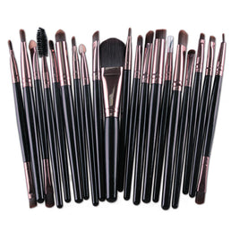 Set 20 pinceaux maquillage - beautyfolle