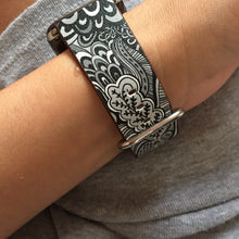 Bracelet Apple Watch Vintage Floral