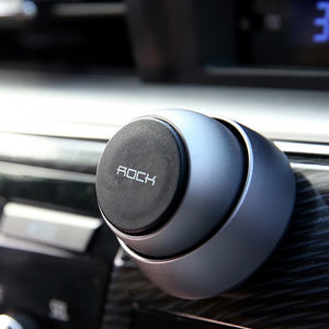 ROCK Magnetic Car Phone Holder 360 Degree Rotation