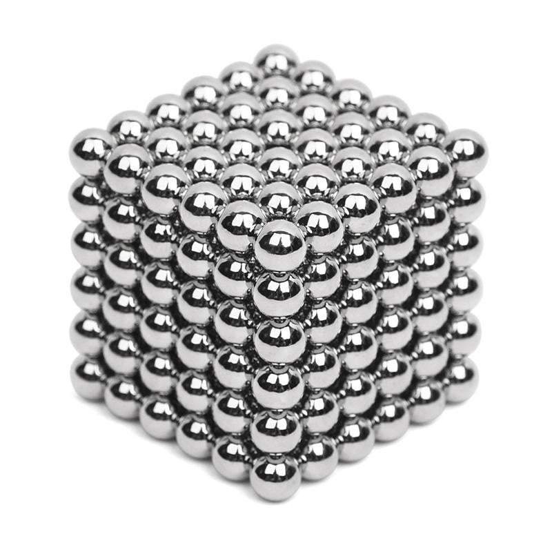 Magnetic Balls Set (3mm, 216pcs)