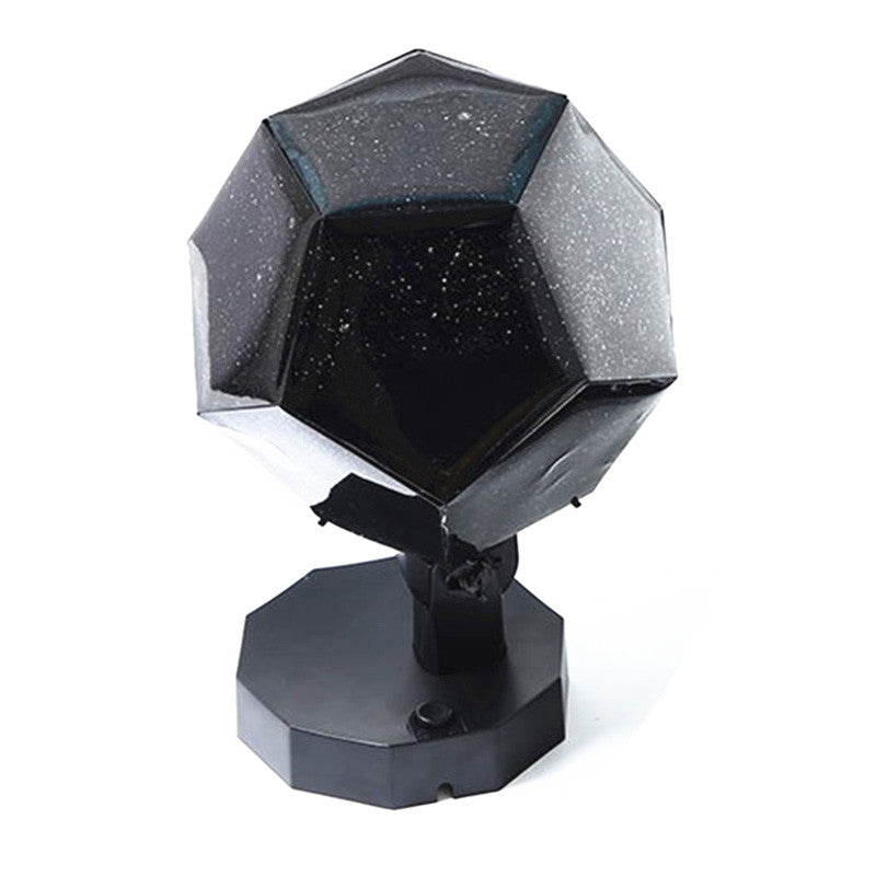 Revolving Night Light Cosmos Star Projector