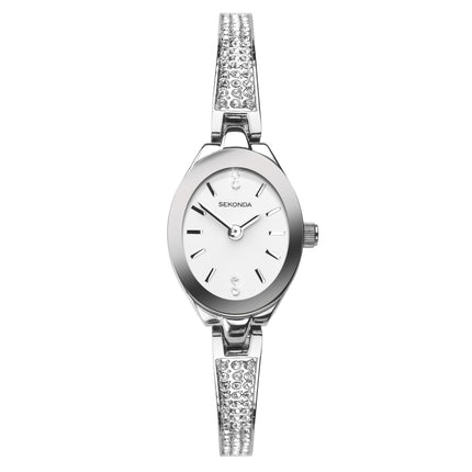 Sekonda Women's Stone Set Dress Watch