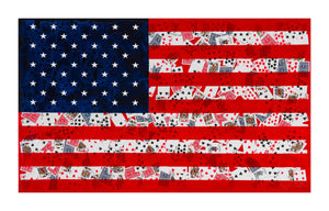 AMERICAN FLAG - Limited Edition of 20