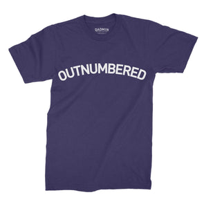 Outnumbered - Unisex T-Shirt