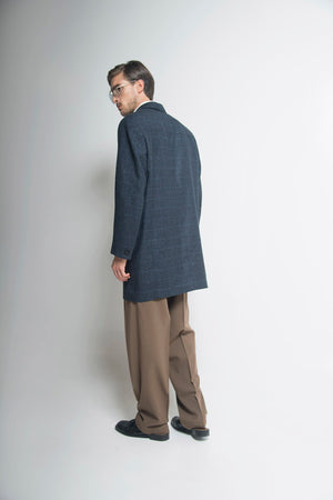 OVERCOAT IN CHECK