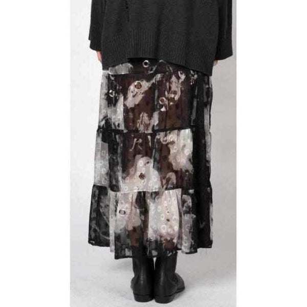 Women's Religion Prompt Skirt-1Style.ch