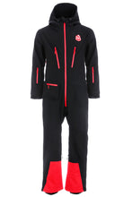 All In One Snow Suit BLACK | Red7SkiWear