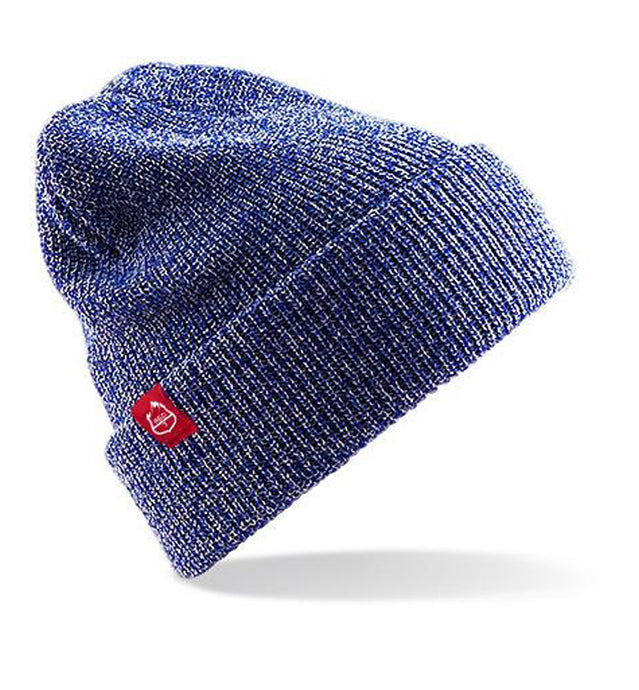 HEATHER BLUE BEANIE FROM RED7 SKI WEAR