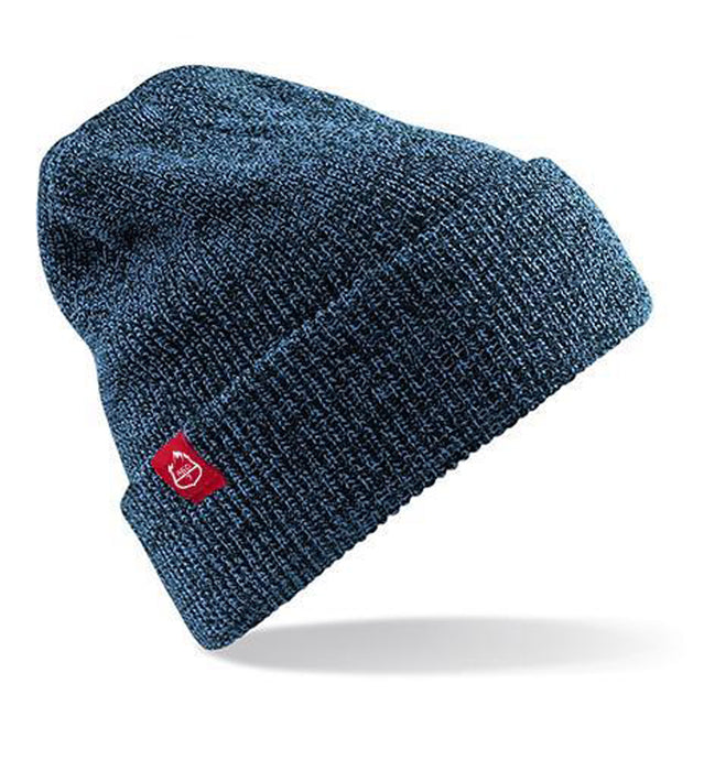 WARM BEANIE HAT IN PETROL BLUE FROM RED7 SKI WEAR