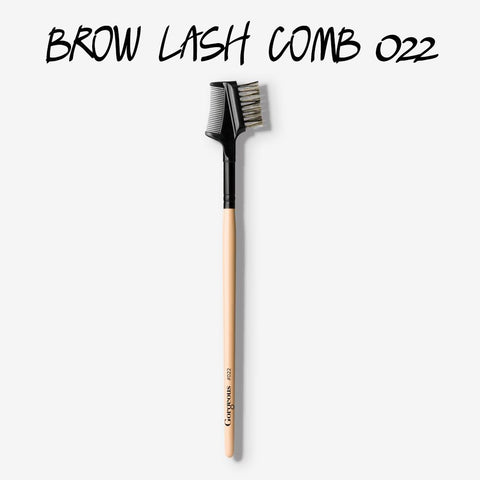 BRUSH 022 - BROW LASH COMB