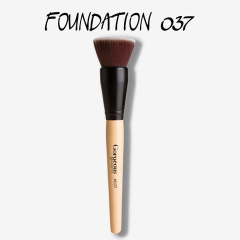 BRUSH 037 - FOUNDATION BUFF BRUSH