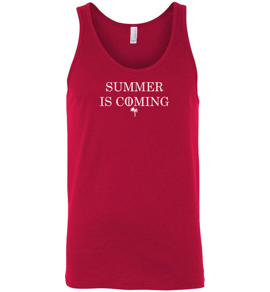 Summer is Coming -Unisex Tank