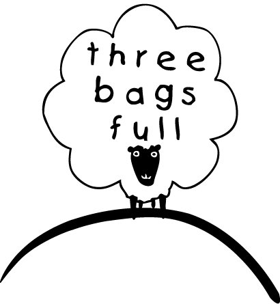 Three Bags Full Merino