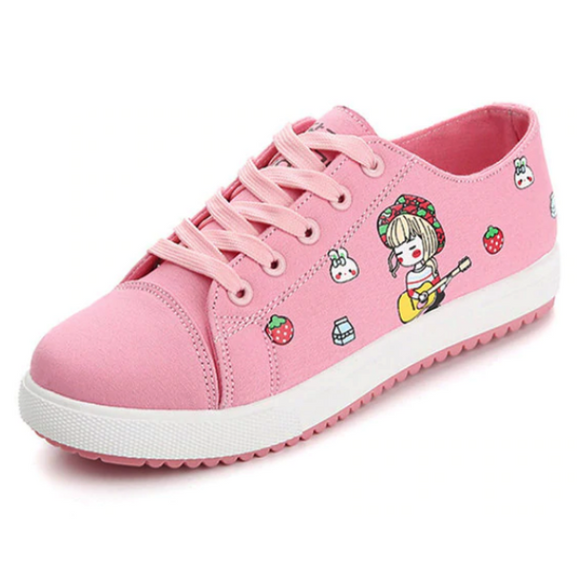 Sweet Serenade Sneakers
