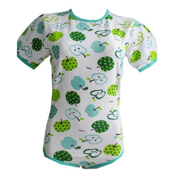 Green Apple Onesie - onesie