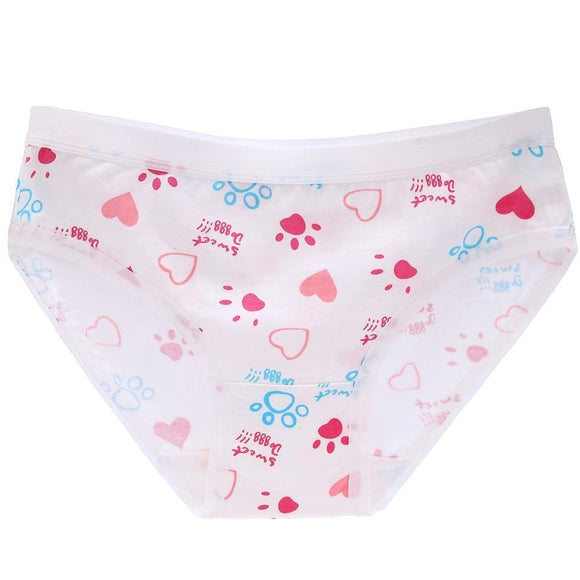 Kawaii Cute Plus Size Underwear Undies Panties Littlespace Ageplay 3XL