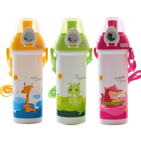 Little Critter Water Bottle Juice Storage Drinking Glass ABDL CGL Age Play Adult Baby by DDLG Playground