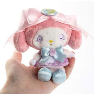 My Melody Sanrio Plush Toy Keychain Stuffed Animal Pink Bunny Rabbit  Toy by DDLG Playground
