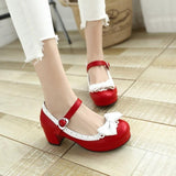 Sweet Doll Heels - shoes