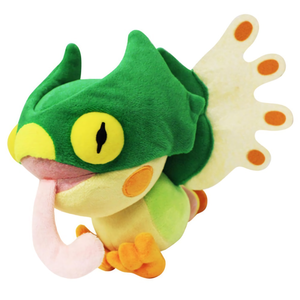 Monster Hunter: World - Monster Plush: Pukei-Pukei