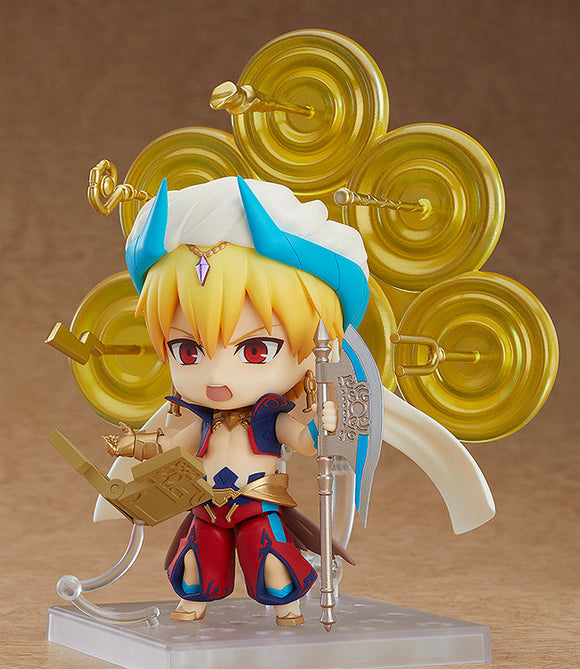 Nendoroid 990-DX Caster/Gilgamesh: Ascension Ver.