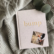 Load image into Gallery viewer, Pregnancy Journal - Bump