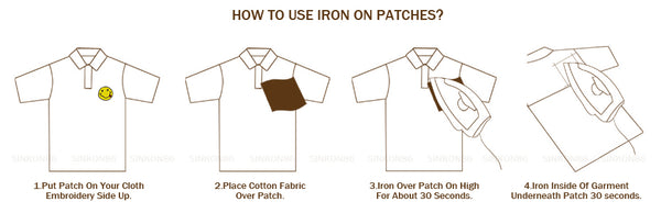 Earth Iron-on Patch-Pins & Patches-Wantalo