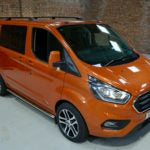 Ford Transit Custom Roof Bars