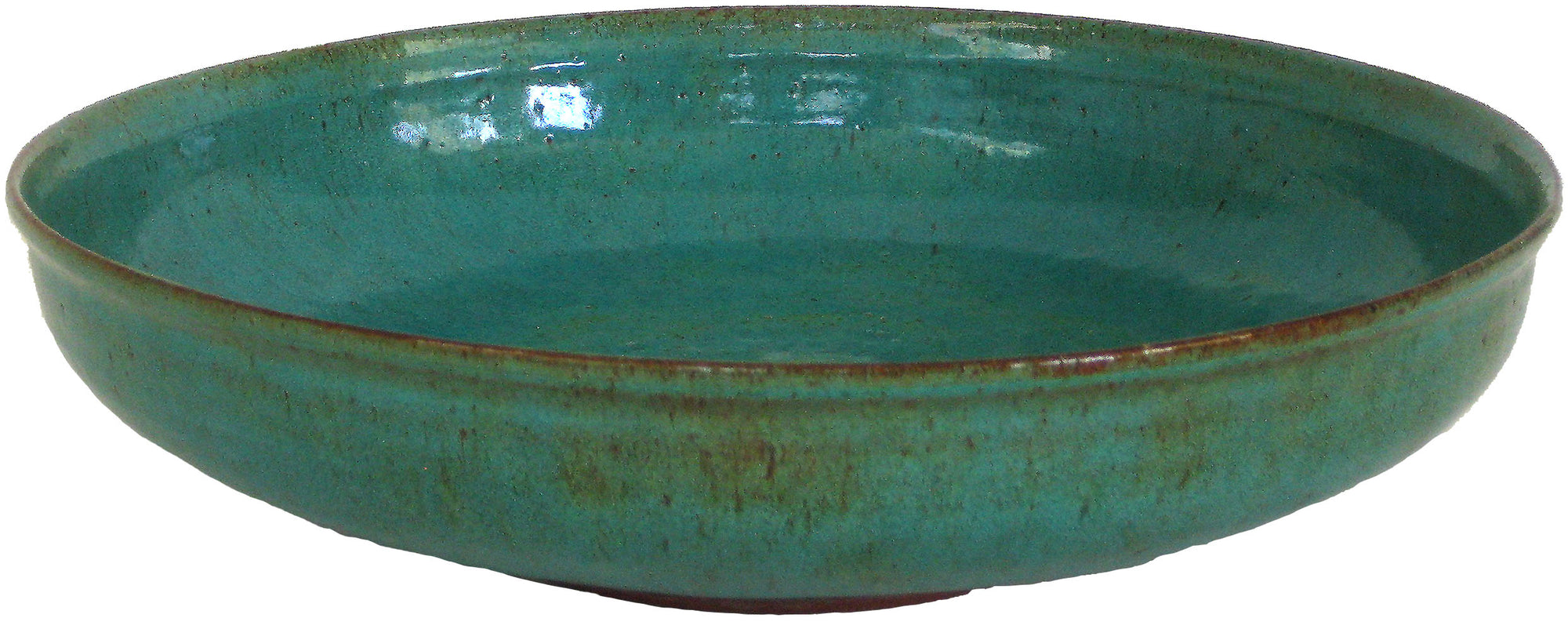 Original Teal Ceramic<br>Mid Century<br><br>#5023