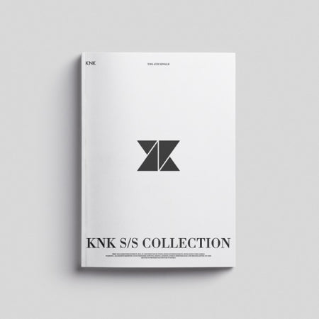 [Pre-Order] KNK 4th Single Album - KNK S/S COLLECTION