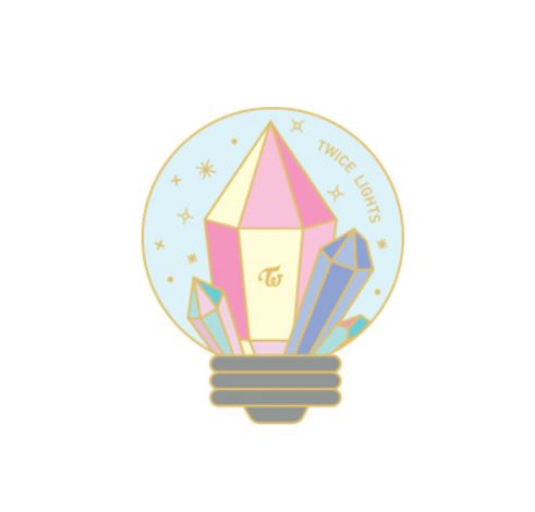 Twice [TWICELIGHTS] Official MD - Badge