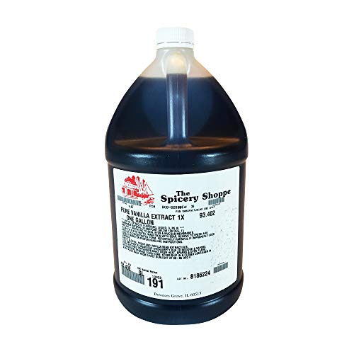 The Spicery Shoppe Pure Vanilla Extract 1X 191 Gallon