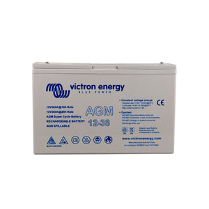 Victron Energy 12/38Ah AGM Super Cycle Battery