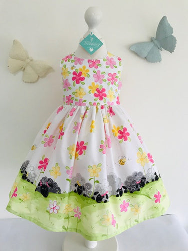The Wishfairy Eve Dress 'Mama Lamb'