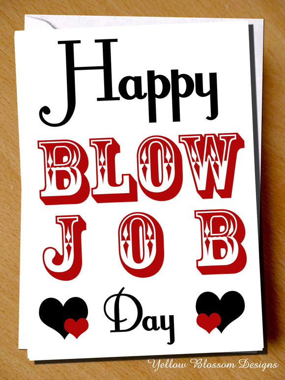 Happy Blow Job Day