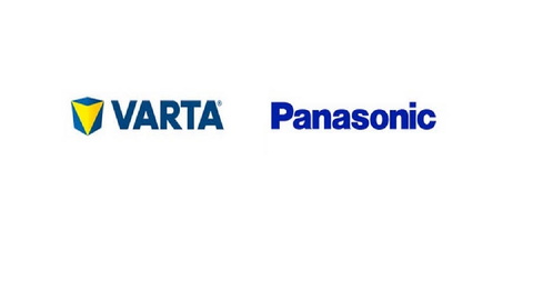 Panasonic & Varta car alarm Batteries